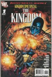 Justice Society Of America Kingdom Come Special - Magog 2009 1 Variant S