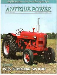 Ih International W-400 Tractor Ihc Mogul 8-16 - Oliver Tractor Collection