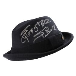 Sylvester Stallone Rocky Balboa Autographed Fedora Hat Asi Proof