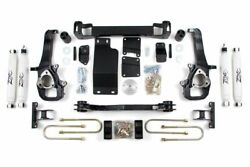 Zone Offroad D14n 5.0 Suspension Lift Kit For 02-05 Ram 1500 4wd