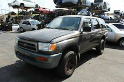 Driver Rear Side Door Sr5 Privacy Tint Glass Fits 96-02 4 Runner 520542