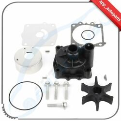 Water Pump Impeller Rebuild Kit Fits Many Yamaha Outboard 61a-w0078-a3-00