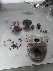 Weiand Small Block Chevrolet Hilborn Fuel Injection Vintage Setup Complete Super
