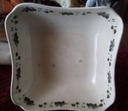 Rare And Original 19th Century Russian Imperial Gardner Porcelain Russia Soup Bowl