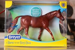 Breyer Classic Scale Coppery Chestnut Thoroughbred model horse