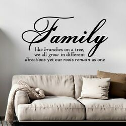 Wall Art Stickers For Living Room Removable Home Decor Quality DIY Decal