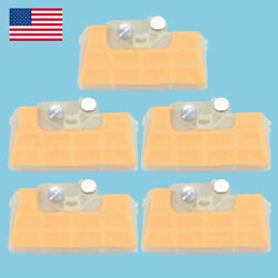 5x Air Filter For Stihl Farmboss 029 Super 039 Ms290 Ms310 Ms390 Chainsaw