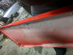Tractor Parts Allis Chalmers 6080 Left-hand Side Panel