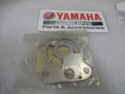 Q13b Yamaha Marine 688-44323-00 Cartridge Outer Plate Oem New Factory Boat Parts