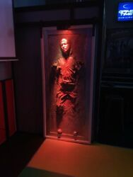 Carbonite Star Wars Han Solo Full Size Prop Statue Life Size