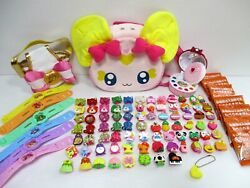 Smile Precure Smile Pact Compact Carry Candy Deco Bag Glitter Force Japan Used