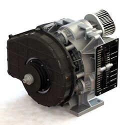 6hp Scroll Air Compressors Replacement Pump 145psi 14 Cfm For Instrumentation