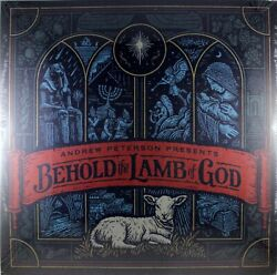Andrew Peterson Presents Behold The Lamb Of God New Vinyl Lp Christian Music
