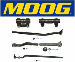Moog Inner And Outer Tie Rod End Kit Fits 2004 Ford Excursion 4x4 4wd