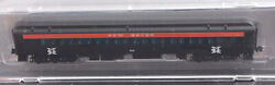 N Scale-micro Trains Nse 16-203 New Haven Passenger Coach 652 New Nse-mtl