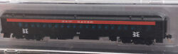 N Scale-micro Trains Nse 16-22 New Haven Ps Paired Window Coach 650 New Nse
