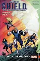 Agents Of Shield Tpb 1-1st Nm 2016 Stock Image