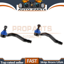 Mevotech Front Left+right Outer Tie Rod End For Mercedes-benz C240 2003-2005_prp