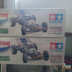 1/10 Scale R/c High Performance 4wd Off Road Racer The Boomerang 2008 2 Box Set