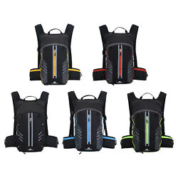 10l Hydration Pack Carrying Backpack Water Bag Holder Backpack With Reflective