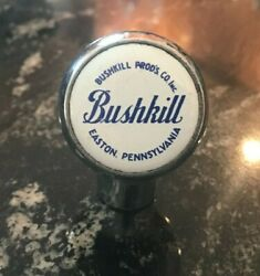 Vintage Bushkill Beer - Products - Brewing Co Ball Tap Knob / Handle Easton Pa