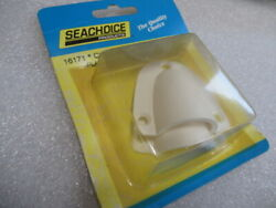 K11a Seachoice 16171 Plastic Molded Clam Shell Vent Oem New Factory Boat Parts