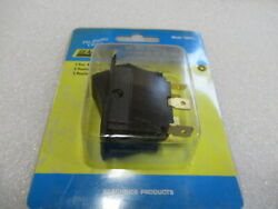 Y19 Seachoice Marine 12431 On/off/on Rocker Switch Oem New Factory Boat Parts