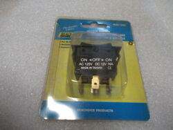 Y19 Seachoice Marine On/off/on Rocker Switch 12431 Oem New Factory Boat Parts