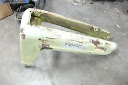 64 Ford 4000 Diesel Tractor 4 Cylinder Front Engine Cover Hood Right And Left