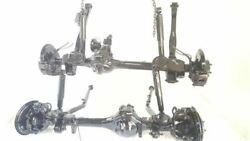 1999 2002 Range Rover Front And Rear Axle Assemblies With Hubs Brakes Complete