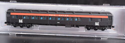 N Scale-micro Trains Nse 16-199 New Haven Parlor Car 602 New