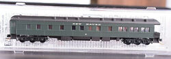 N Scale-micro Trains 144-00-100 New Haven 3-2 Heavyweight Observation Car 2 New