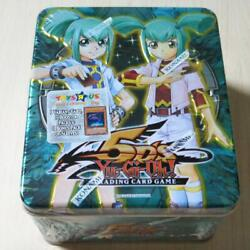 Yugioh 5d's [english Version] Lua And Luca Collectible Tin 2009 Toys Sealed