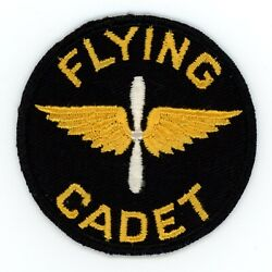 Ww2 Wwii Us Army Air Corps Flying Cadet Patch Ssi On Twill