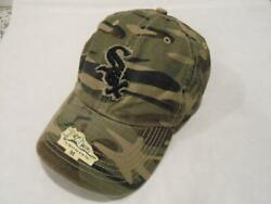 Just Found Chicago White Sox Camo 47' Brand Twins Franchise Hat Size M B152