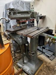 Deckel Pantograph Gk21. Good Working Condition. 230 3ph. Some Tooling Available.