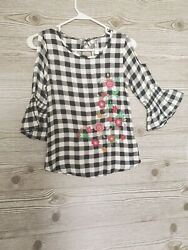 Beautees Cold Shoulder Girls top $18.00