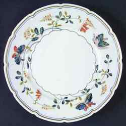 Raynaud Papillons Dinner Plate 5946664