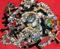 2600 Aluminum Pull Tabs Soda, Monster Energy, Beer Cans Silver And Multicolor