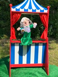 The Puppet Company Judy From Punch Amd Judy Hand Puppet New With Tags Uk