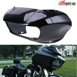 Black Injection Abs Outer Fairing For Harley Touring Road Glide 2015-21 Cvo 2018