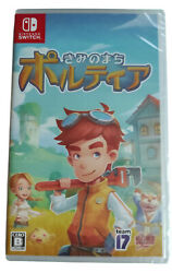My Time At Portia Nintendo Switch 2019 Japanese Factory Sealed
