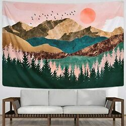 Large Mountain Tapestry Pretty Cool Huge Big For Bedroom Extra Very Wall Hanging