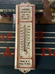 1950 Purina Chows And Feed Thermometer Sign Farm Sign Coal Sign Purina Feed
