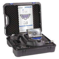 Wohler 6261 Pipe Inspection System,20 L,17 W