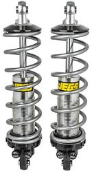 Jegs 64900k3 Double Adjustable Coil-over Front Or Rear Shocks With Springs 175