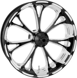 Pm Wheel - Dual Disc Front Platinum - 21x3.50 - No Abs - Fits And03914+ Fl