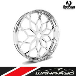 26 X 3.75 Rep-04 Prodigy Wheel Andtire Package Chrome - Harley Touring 2000-2020