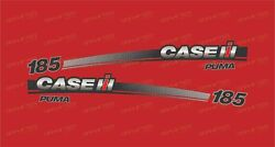 Case Ih 185 Tractor Decals / Stickers Compatible Complete Set / Kit