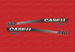 Case Ih 140 Tractor Decals / Stickers Compatible Complete Set / Kit